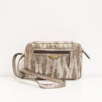 Cross Bag Silver