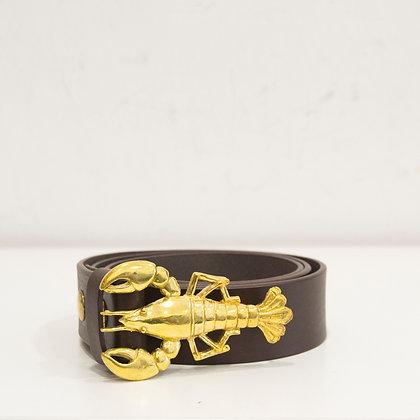 Cinturón Langosta Brown