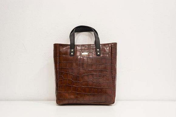 Shopper Bag Cocodrilo