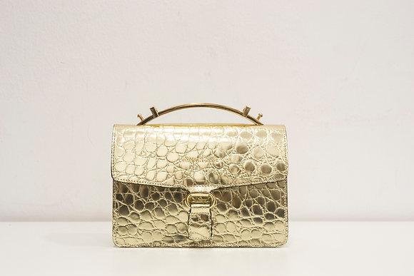 City Bag Gold