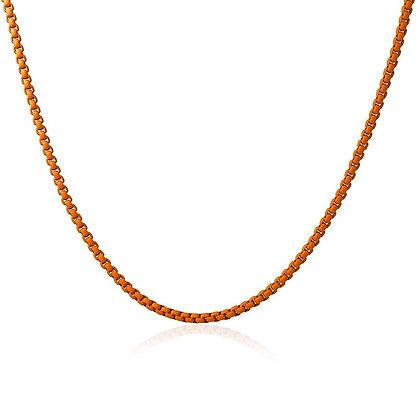 Gargantilla Cadena Orange
