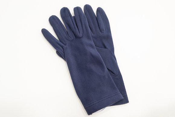 Guante Liso Azul Marino