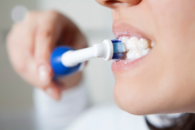 Using an electric toothbrush will significantly improve your dental hygiene