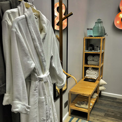 organic spe linens and robes