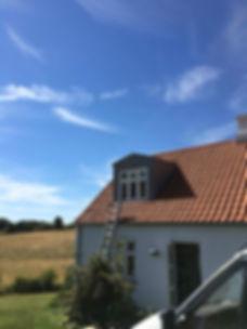 Nye døre og vinduer - tømrer i nordsjælland