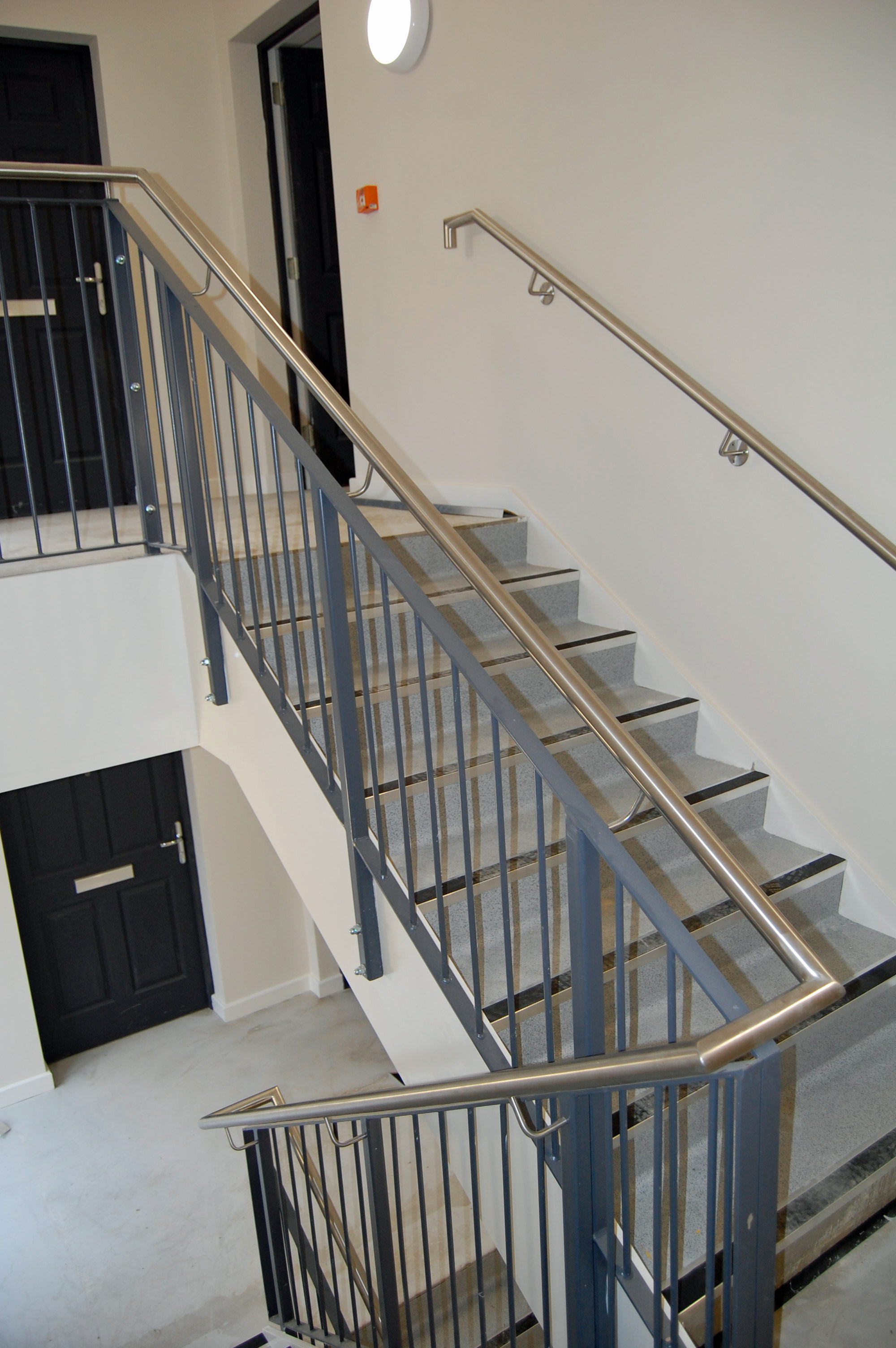 Communal Stair
