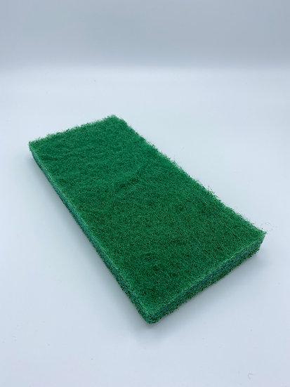 Handpad Super für Padhalter, grün, leicht abrasiv