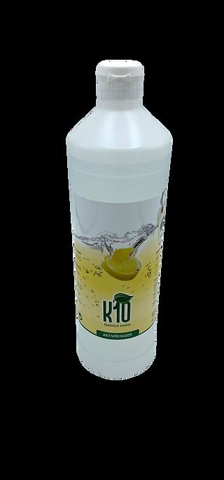 K10 Aktivreiniger / Allzweckreiniger, Konzentrat, ph- neutral, 1l