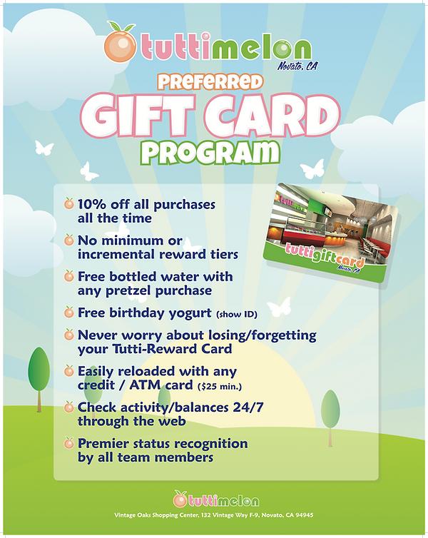 POP Rewards Poster (finished size 28.25
