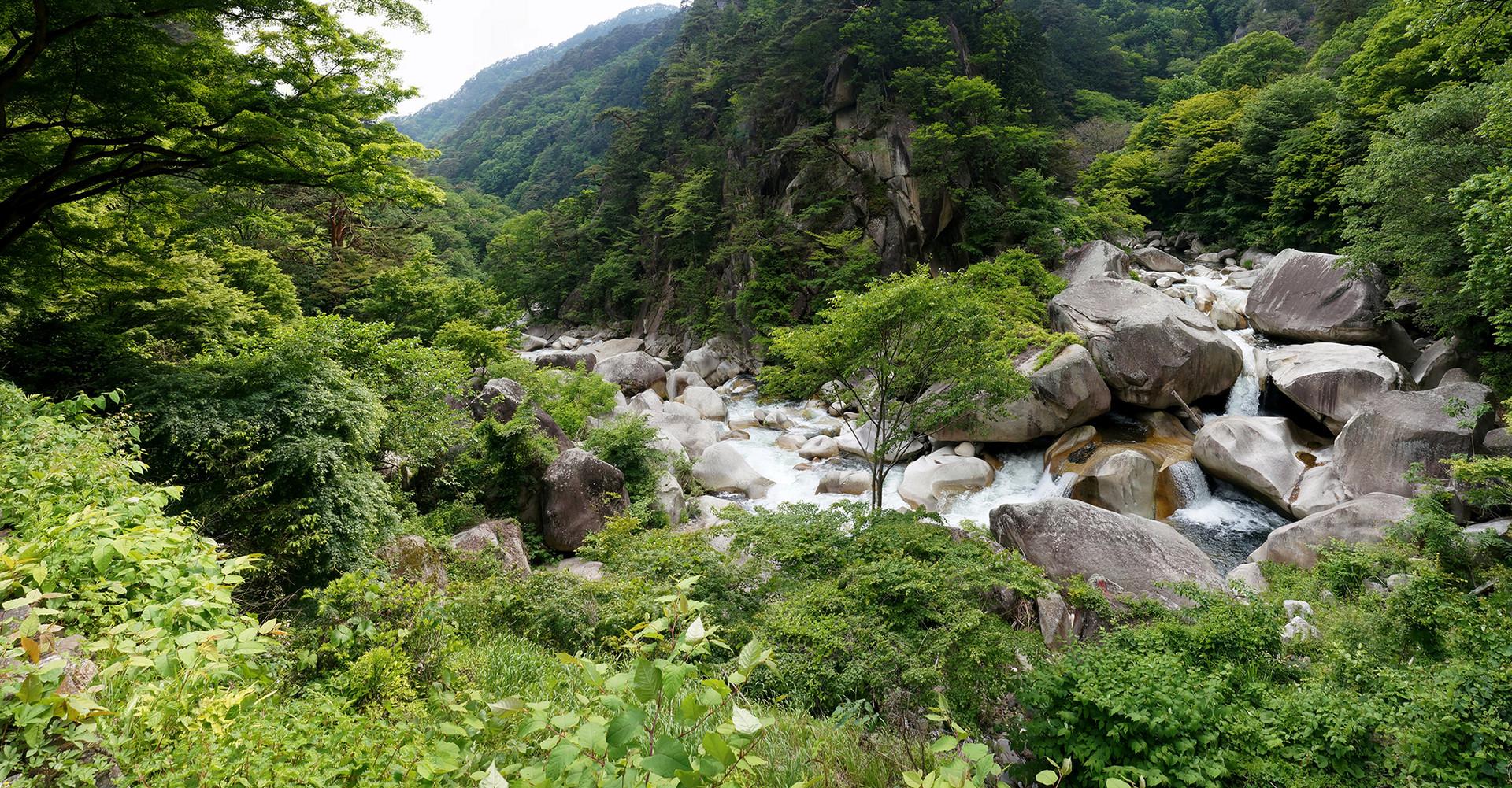 Shousenkyou River Wilderness