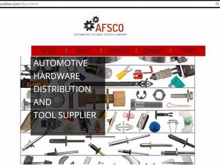 Automotive Parts Website