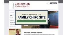 Chiro Website Redo