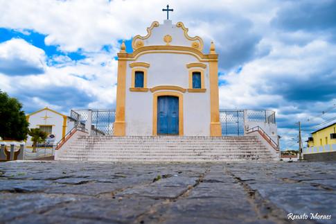 Igreja do Rosário - Acari
