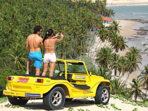 Número de turistas tem aumento de 13,5% em agosto, informa a SETUR