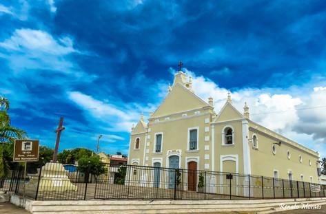 Igreja de Bom Jesus dos Navegantes - Touros