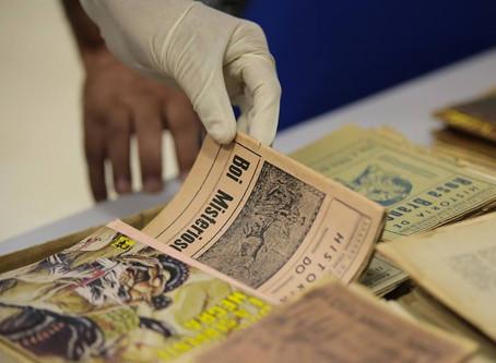 Cordelteca da UFRN em Caicó abriga mais de dois mil títulos