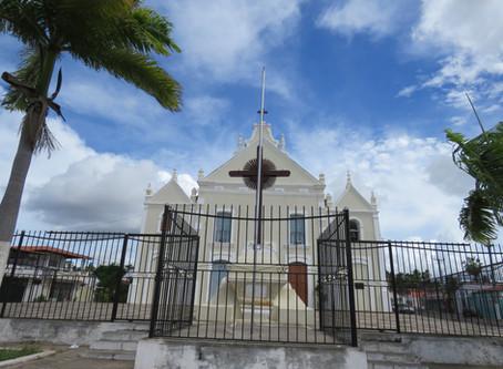 Histórias de fé no litoral potiguar