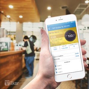 Tingkatkan Loyalitas Pelanggan Ritel, Gilkor Hadirkan Digital Voucher