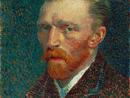 Lukas Oil Paints - Van Gogh Worthy