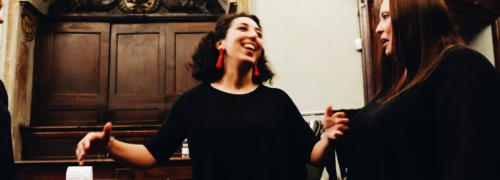 Carola Cora | CC Ensemble