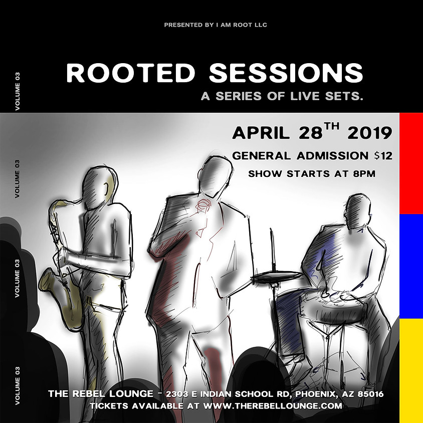 Rooted Sessions 04.28.19