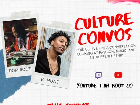 Culture Convos: B. Hunt