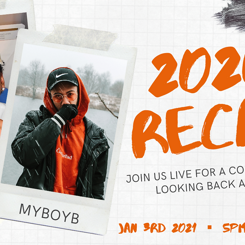Culture Convos | Recap 2020 with Dom Root and My Boy B