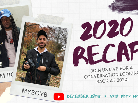 2020 Recap | Culture Convos with Dom Root and MyBoyB