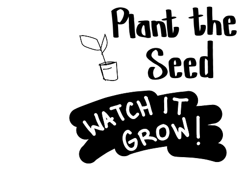 Plant the Seed (Smartphone Wallpaper)