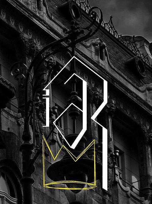 I Am Root® x Crown Print