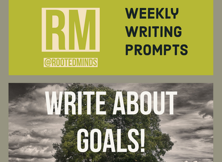 Weekly Writing Prompt 1/3/2020