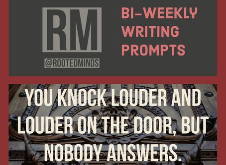 Bi-Weekly Writing Prompt 4.22