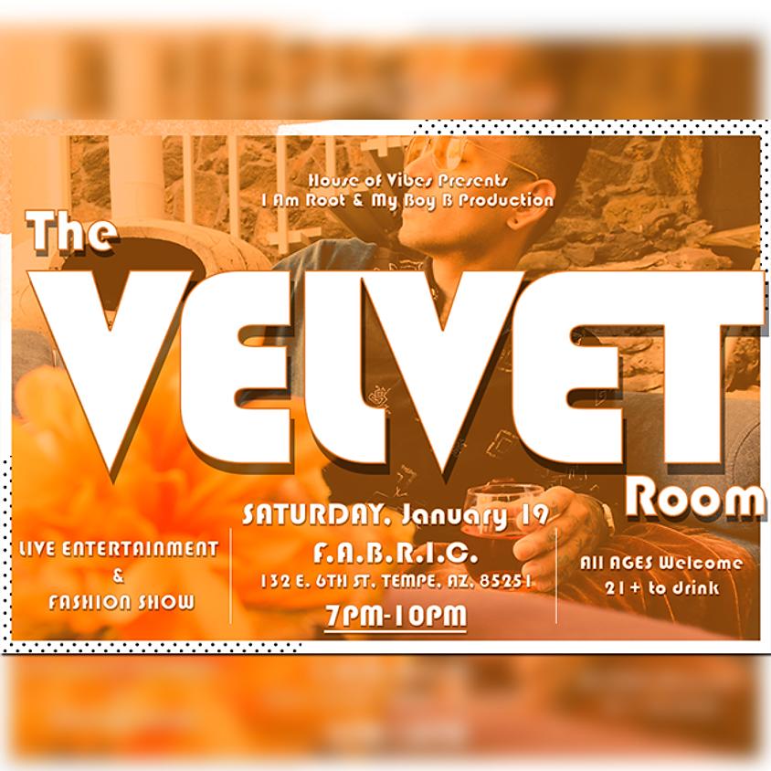 House of Vibes: The Velvet Room