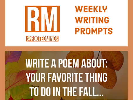 Writing Prompt Responses: