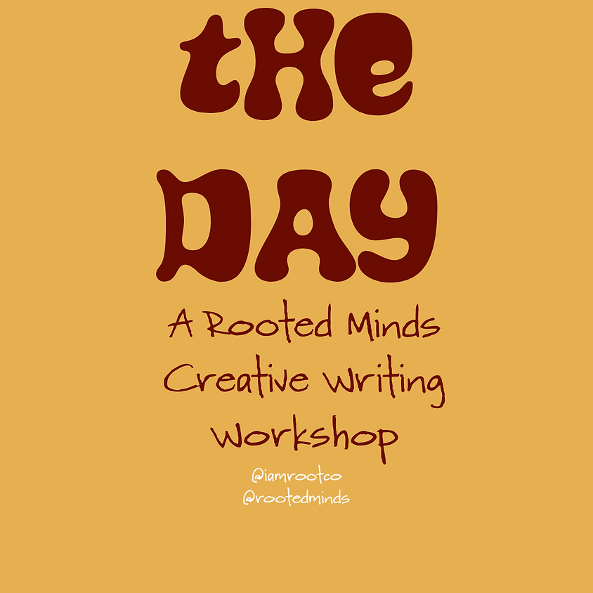 Write The Day!