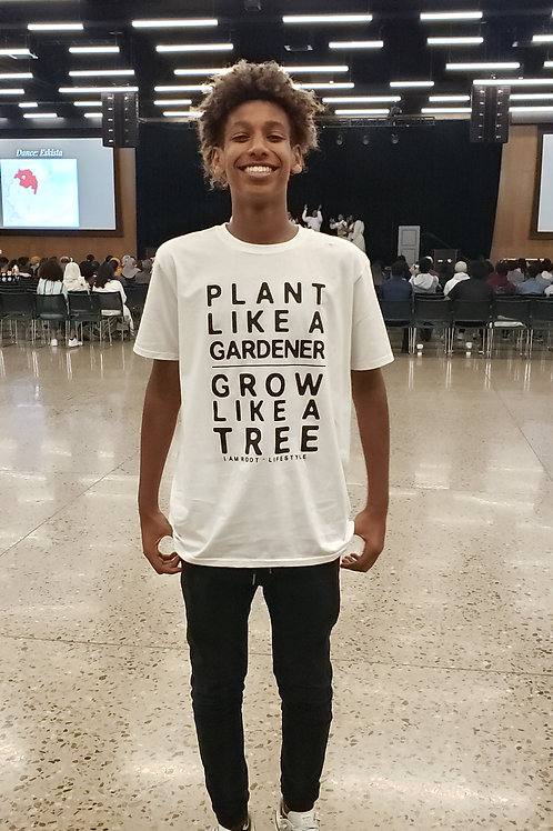 Plant Like T-Shirt (Mantra No.2)