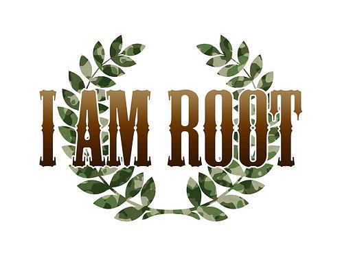 I Am Root Camo 2 (Smartphone Wallpaper)