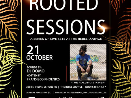 Rooted Sessions Volume 02 hosted by DJ Domo