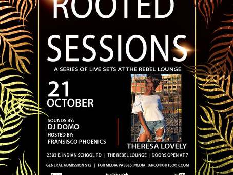 Rooted Sessions Volume 02 features Theresa Lovely