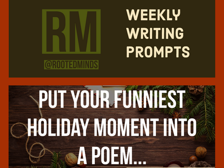 Weekly Writing Prompts 12.19