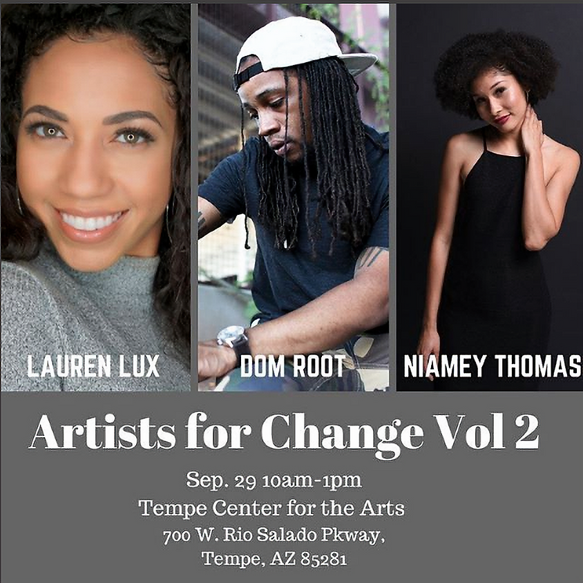 Artists For Change Vol 2