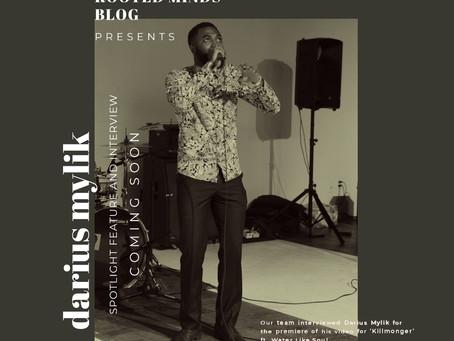 Upcoming Features: Darius Mylik