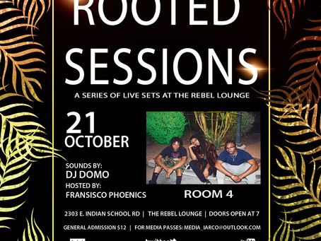 Rooted Sessions Volume 02 features Room 4
