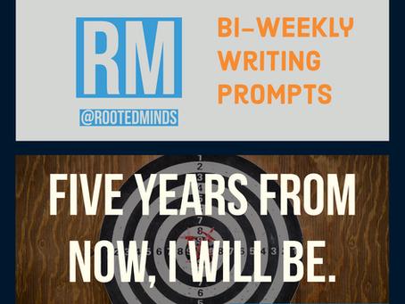 Bi-Weekly Writing Prompt 2.25.20