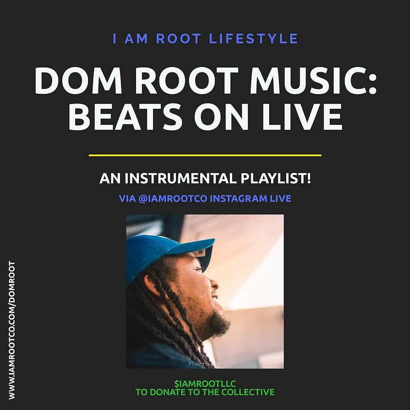 Beats on IG Live [Tuesday Nights]