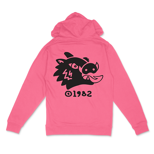 DONT FEED THE ANIMALS HOODY