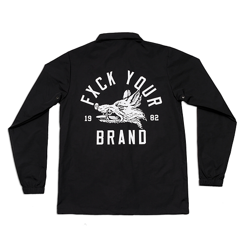 "THE ""OLD BOAR"" COACH JACKET"