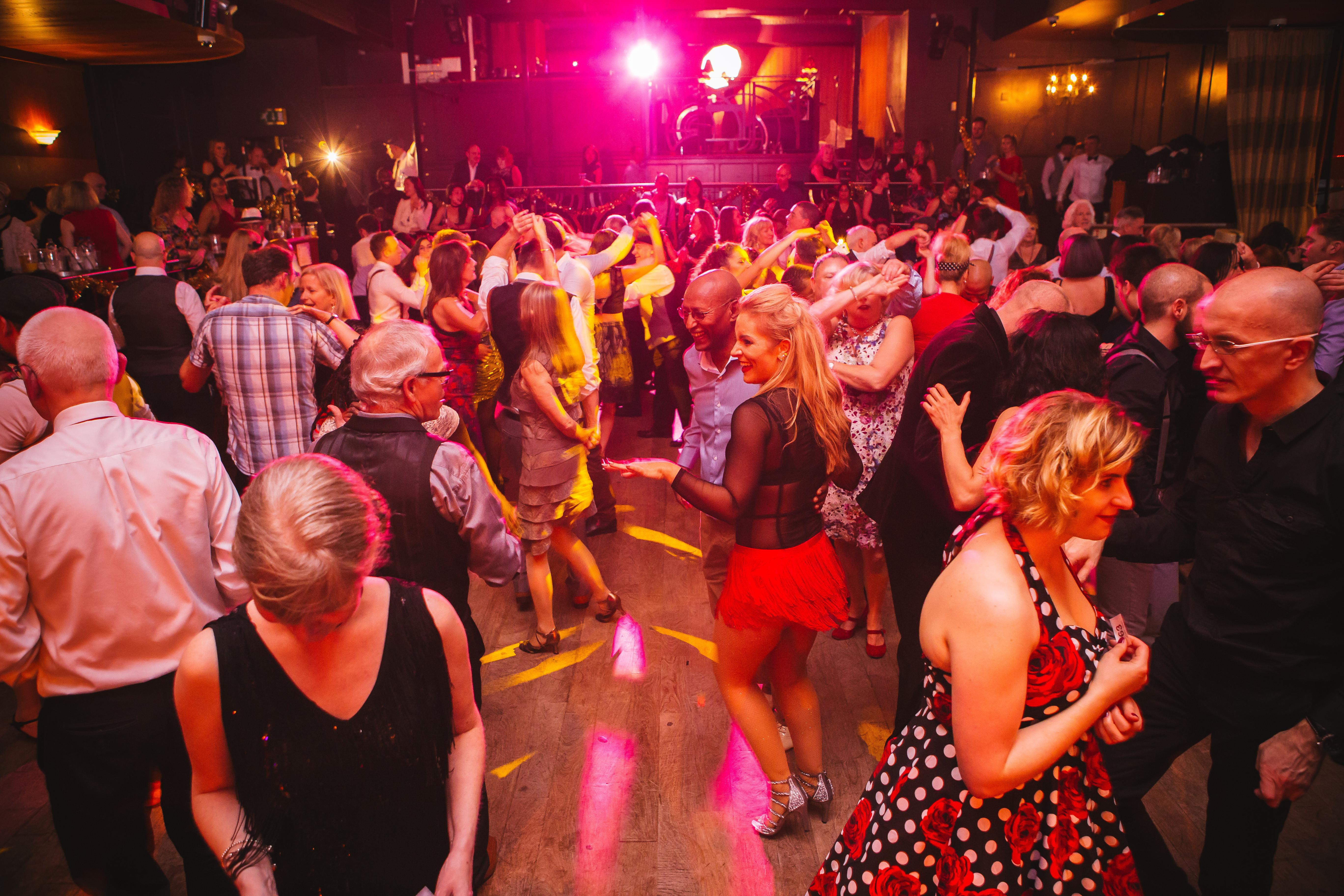 City Centre Absolute Beginners Salsa
