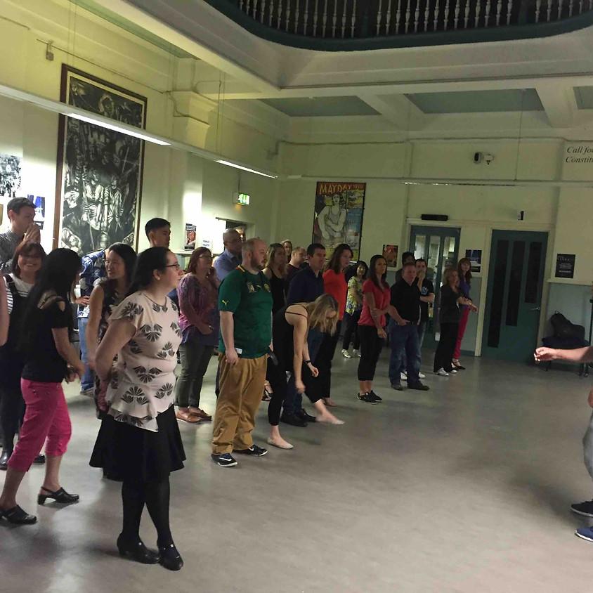 West End Beginners Salsa, 8 week course  (Nov)