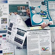 Academic Poster design